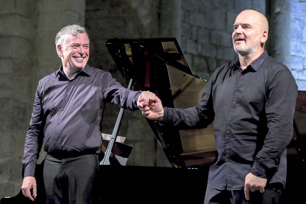 Florian Boesch i Malcolm Martineau