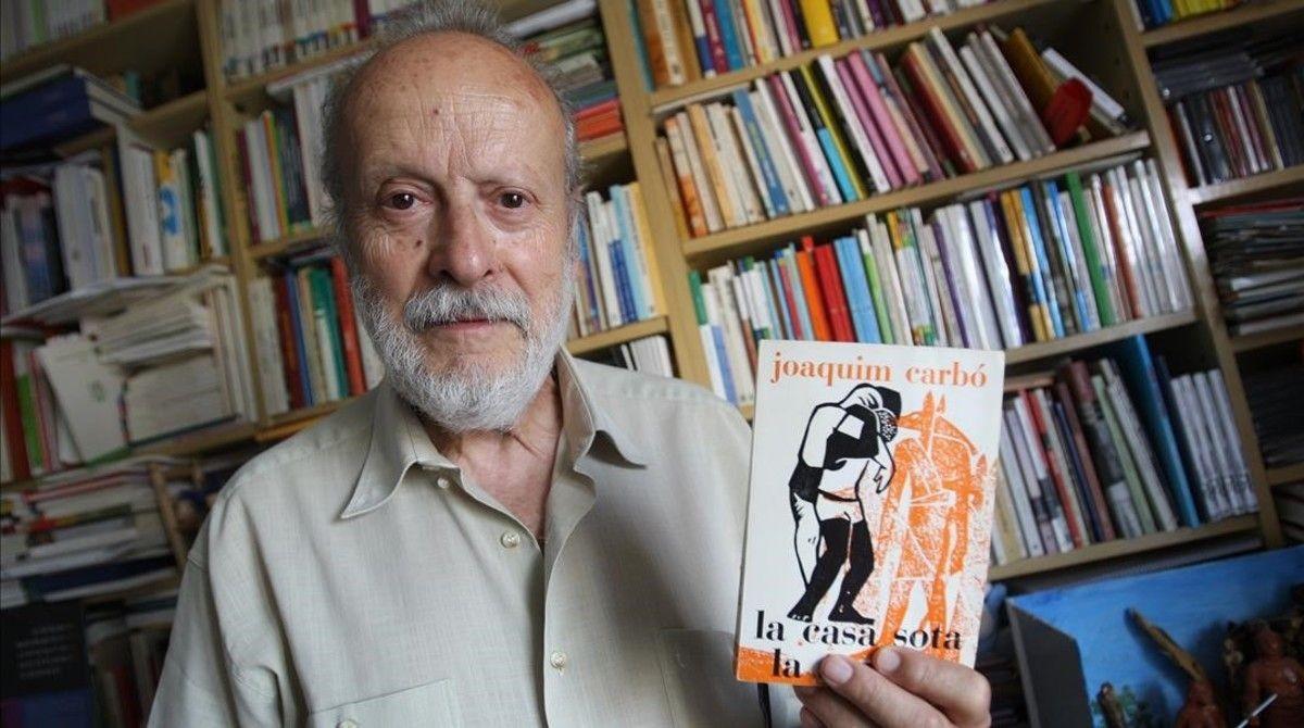 Una imatge de Joaquim Carbó