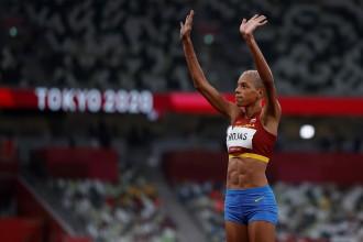Medalla d'or i rècord mundial d'una blaugrana als Jocs Olímpics
