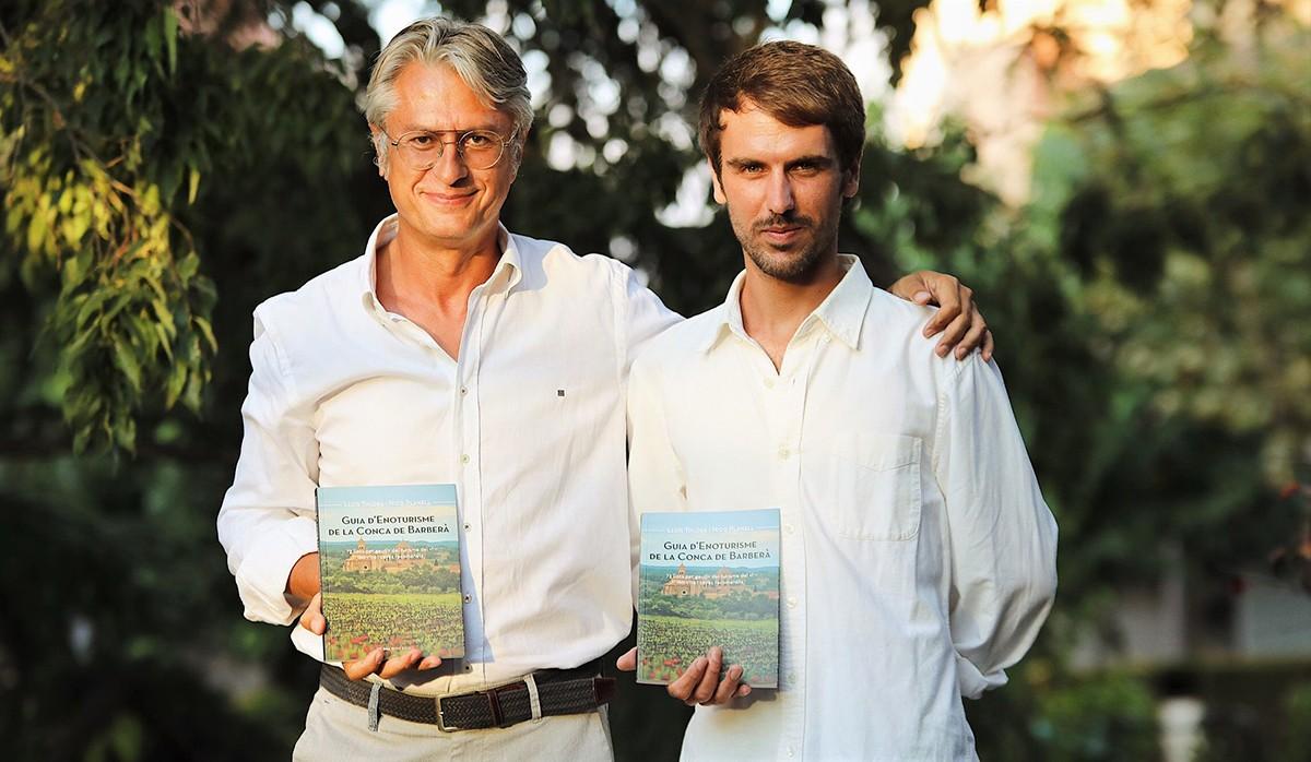 Lluis Tolosa i Nico Planell són coautors de la guia.