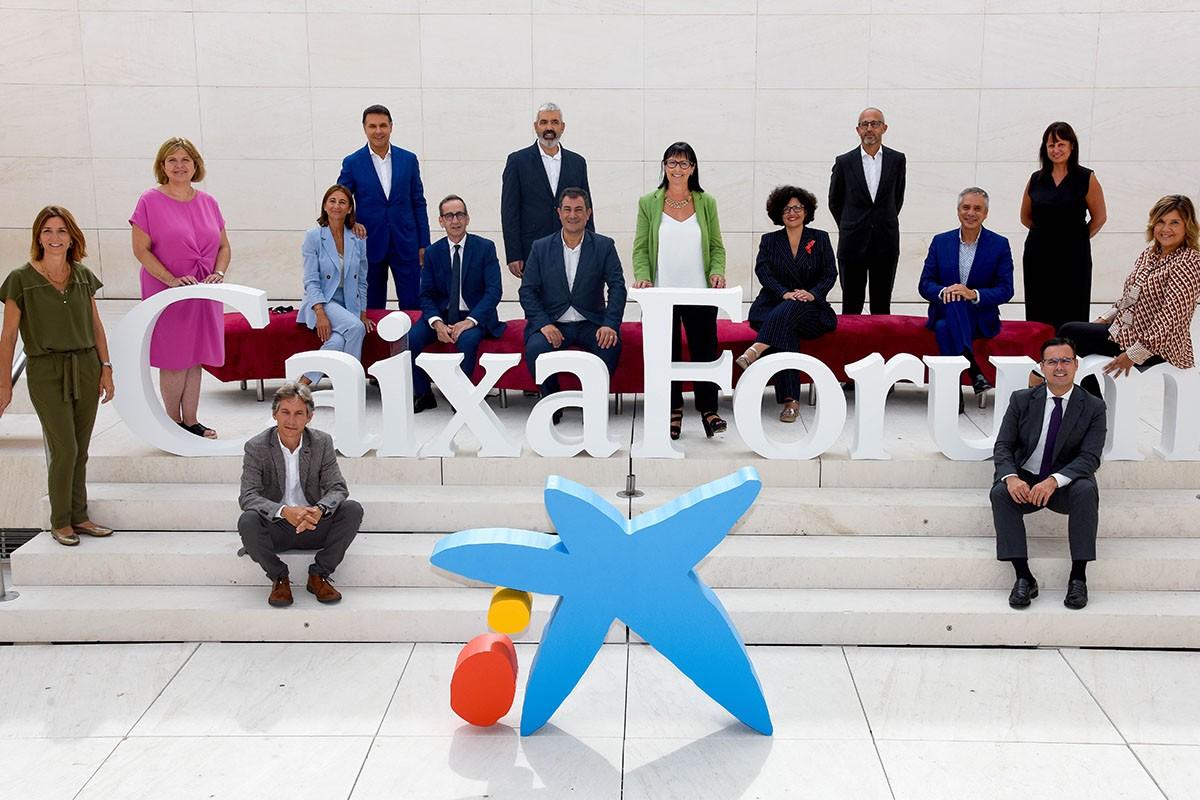 Presentació de la temporada d'exposicions de CaixaForum i Cosmocaixa