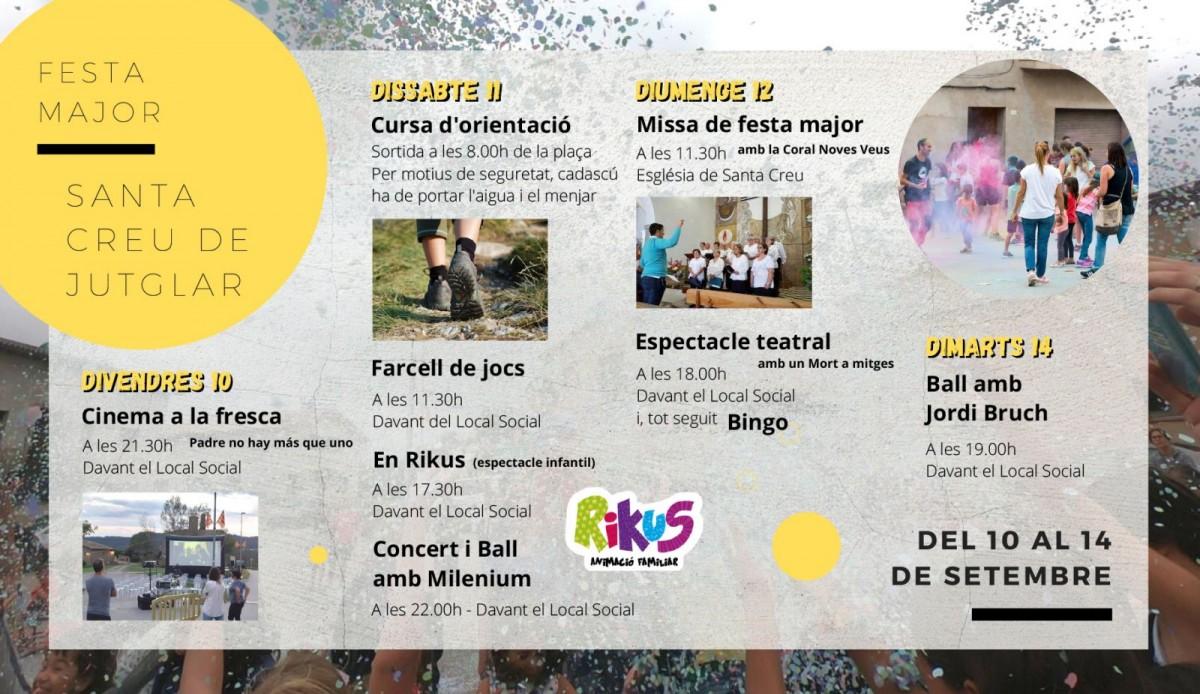 Programa de la Festa Major
