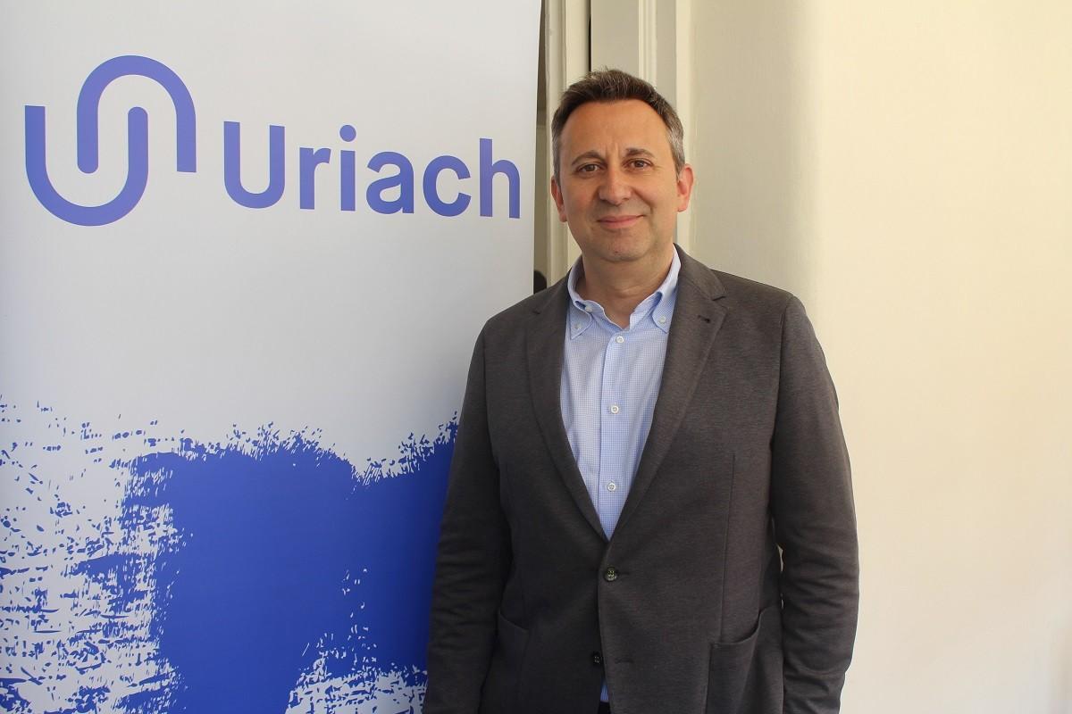 El conseller delegat d'Uriach, Oriol Segarra, en una imatge d'arxiu.