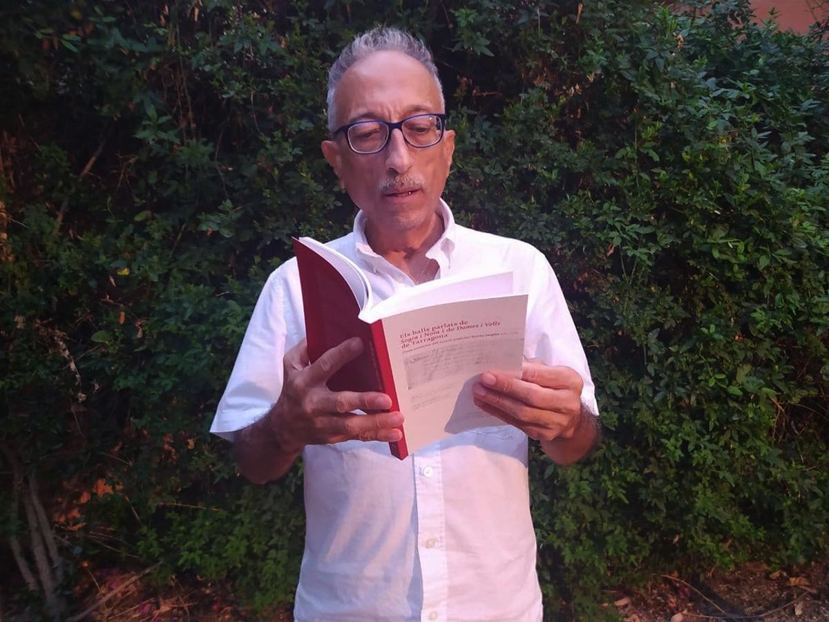Pere Navarro, l'autor de Els balls parlats de Sogra i Nora i de Dames i Vells de Tarragona.