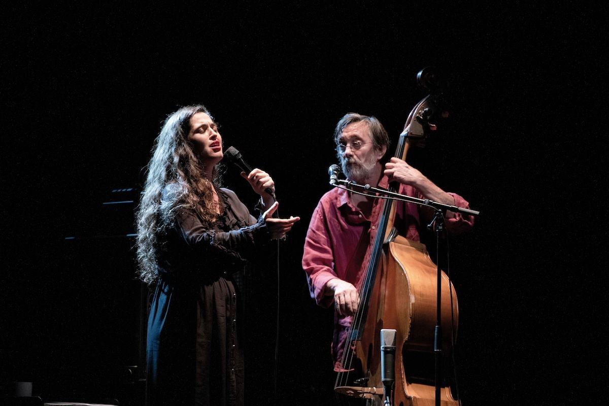 Sílvia Pérez Cruz i Javier Colina al Festival de Jazz de Barcelona