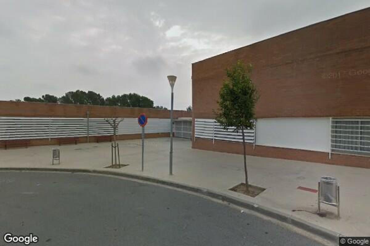 Una imatge de l'escola Abel Ferrater
