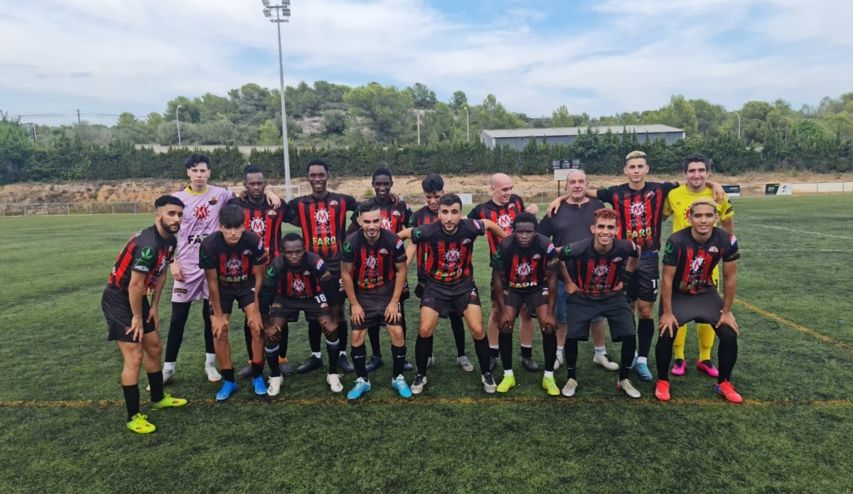 El CF Reus roig-i-negre jugarà el Trofeu Baix Camp aquest diumenge, 19 de setembre