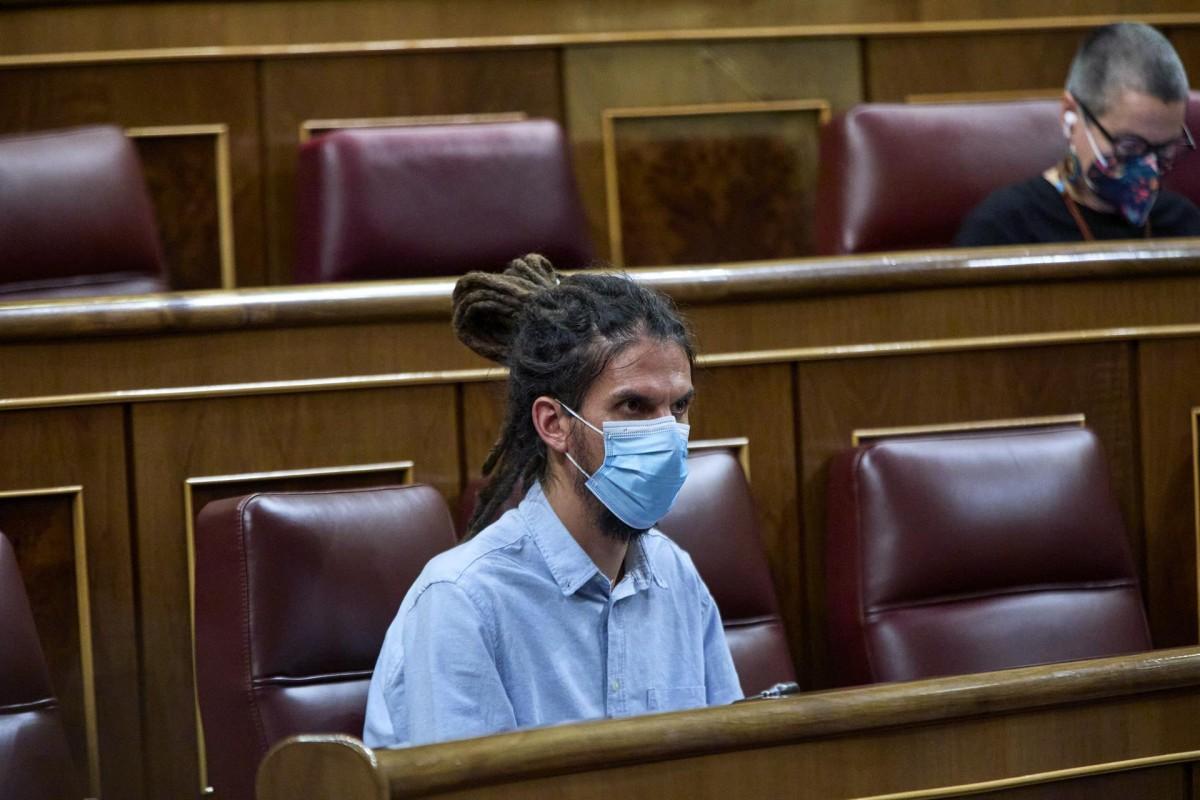 Alberto Rodríguez, al Congrés