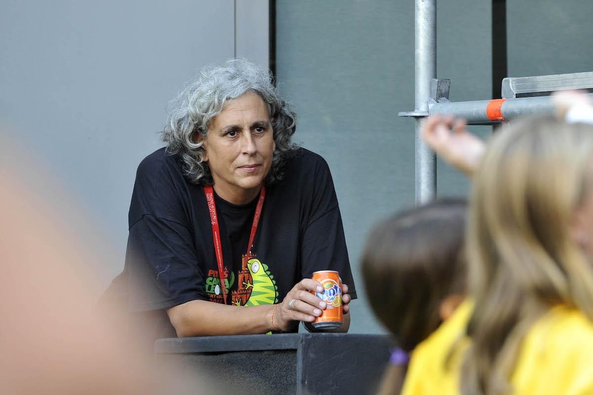 Director artístic del festival Petits Camaleons, Albert Puig