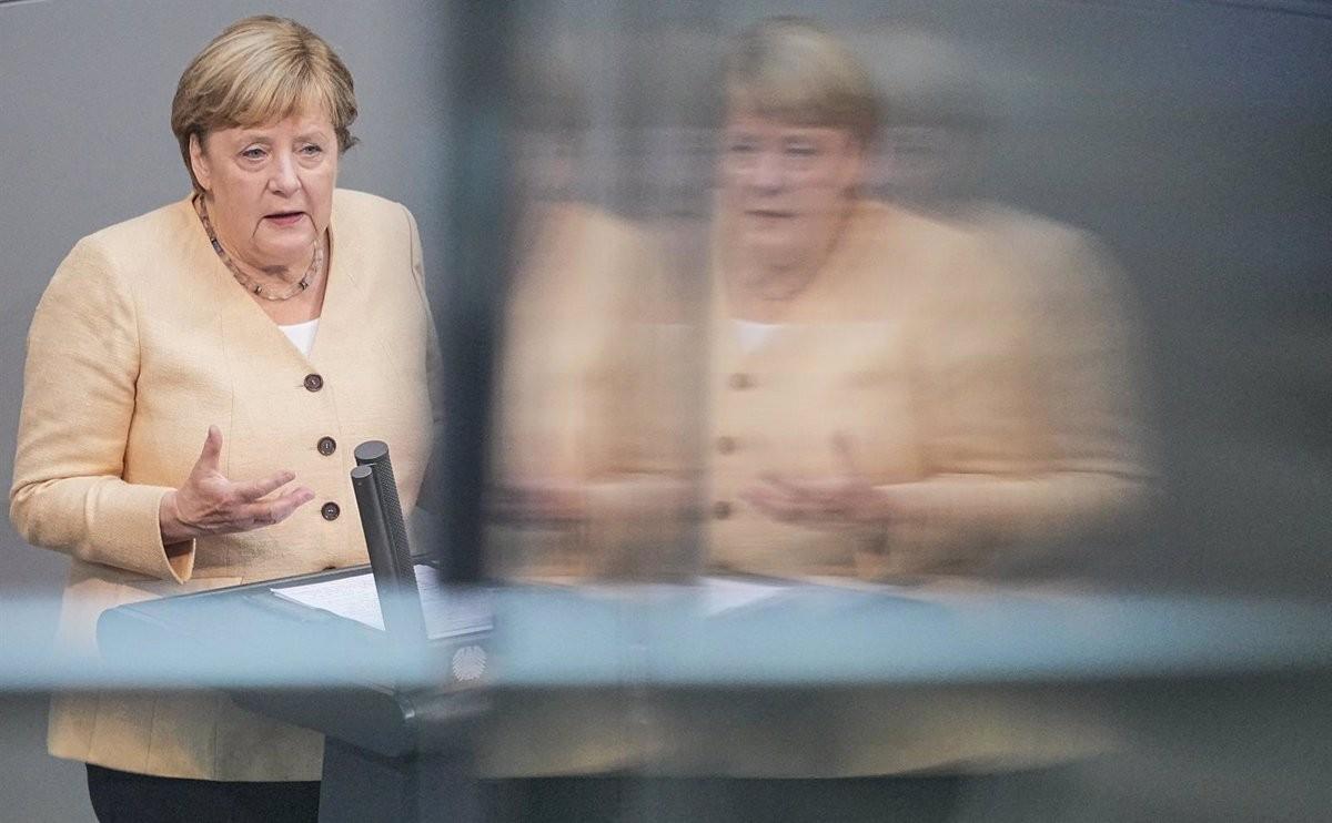 Angela Merkel conclou una llarga era de setze anys de lideratge