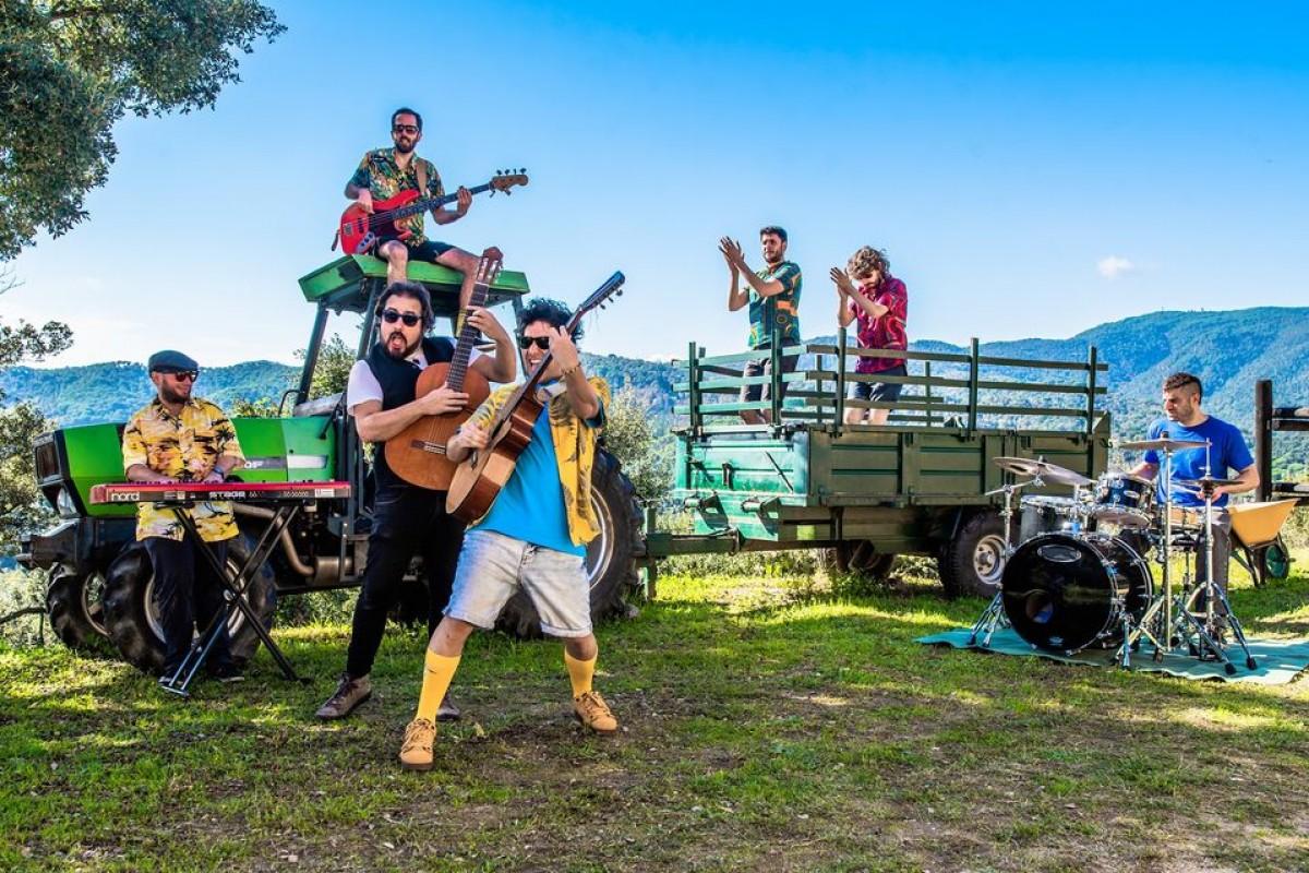 El grup Band The Gresca actuarà a Vallgorguina aquest dissabte