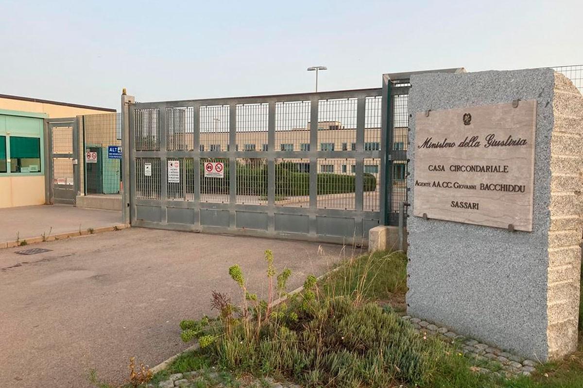 La presó de Sardenya on Puigdemont ha passat la nit
