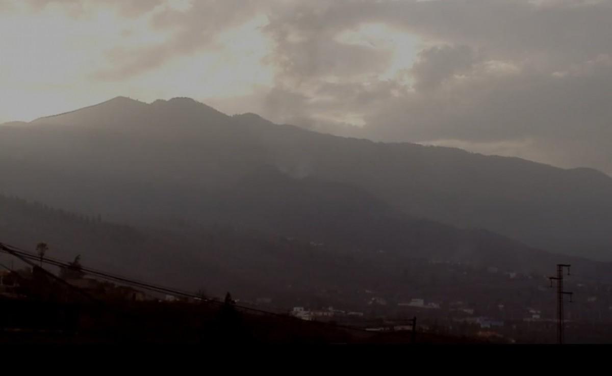 El volcà Cumbre Vieja atura l'erupció