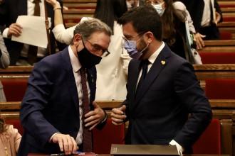 ERC i Junts esgoten la negociació pels pressupostos generals de l'Estat