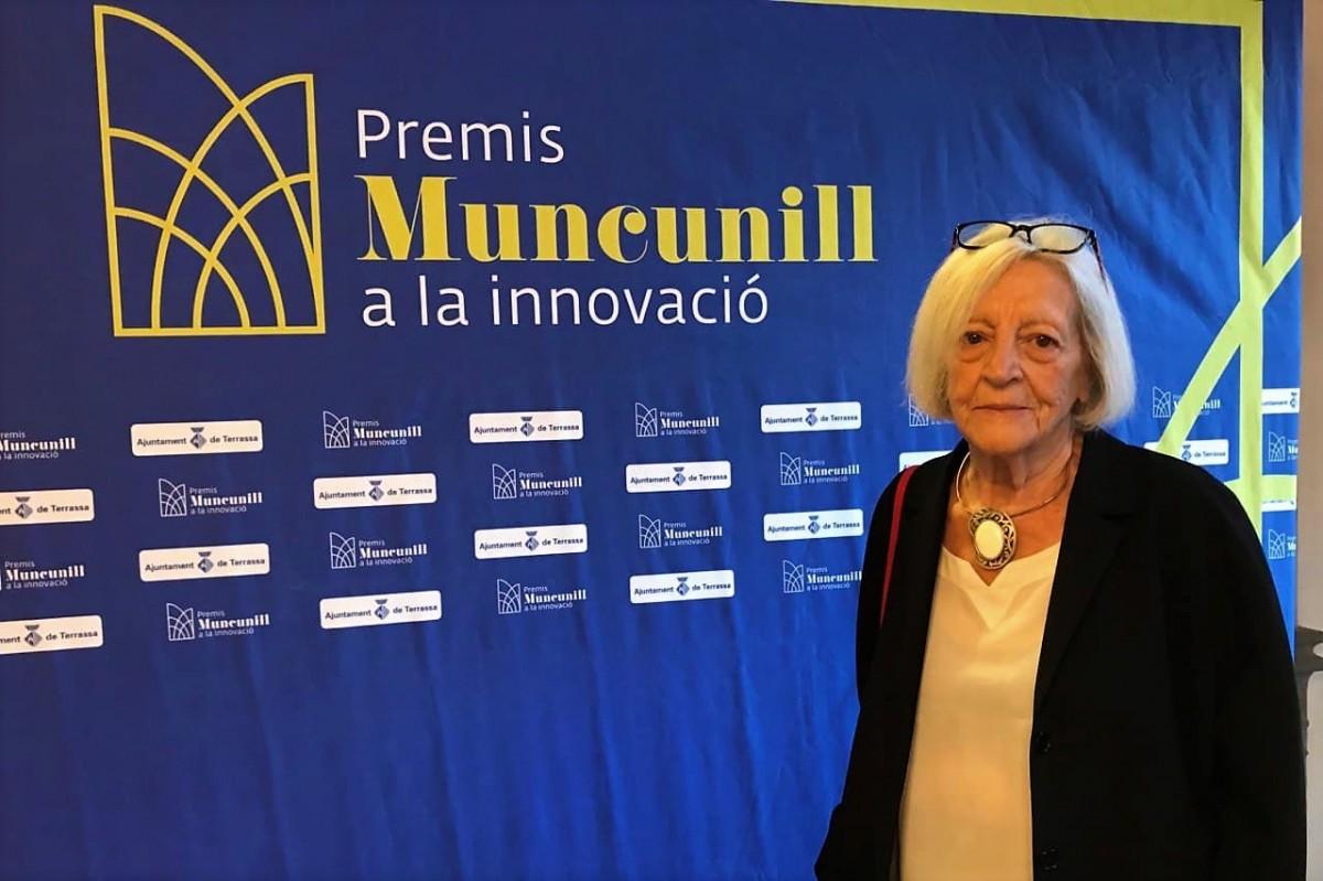Laura Tremosa, guanya el Premi Muncunill Honorífic a la Innovació.
