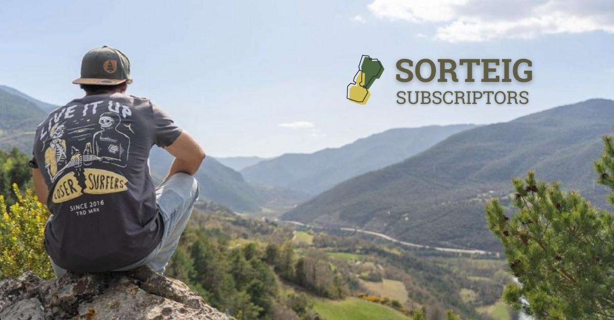 Loser Surfers, roba orgànica des del Pallars Sobirà