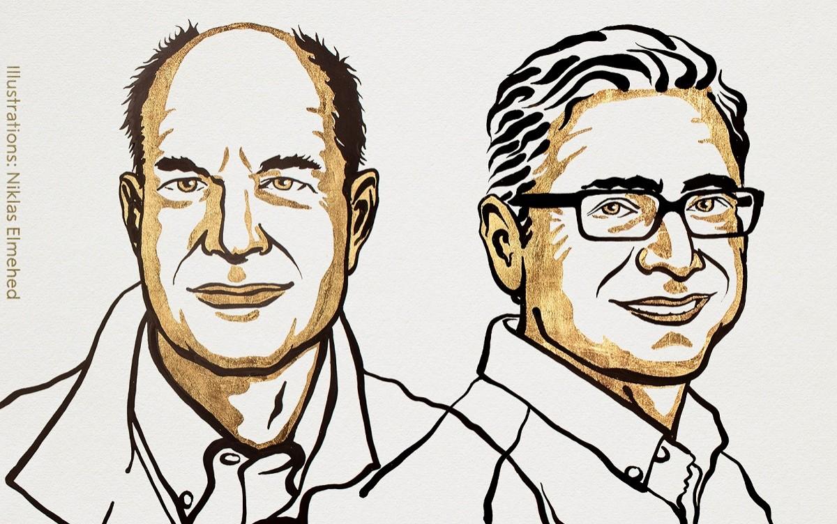 David Julius i Ardem Patapoutian, guanyadors del premi Nobel de Medicina o Fisiologia