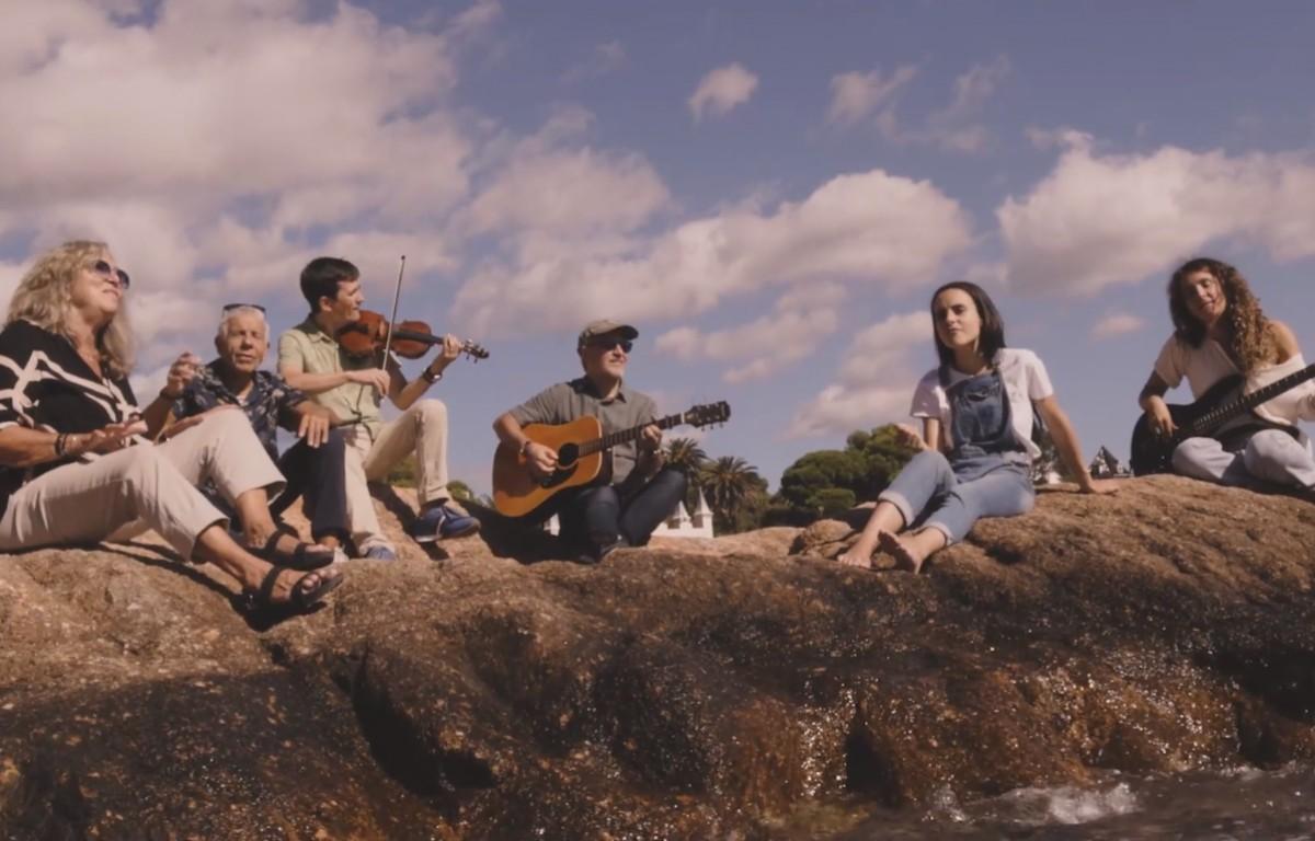 Falsterbo amb Toni Xuclà, Andrea Motis i Magalí Datzira
