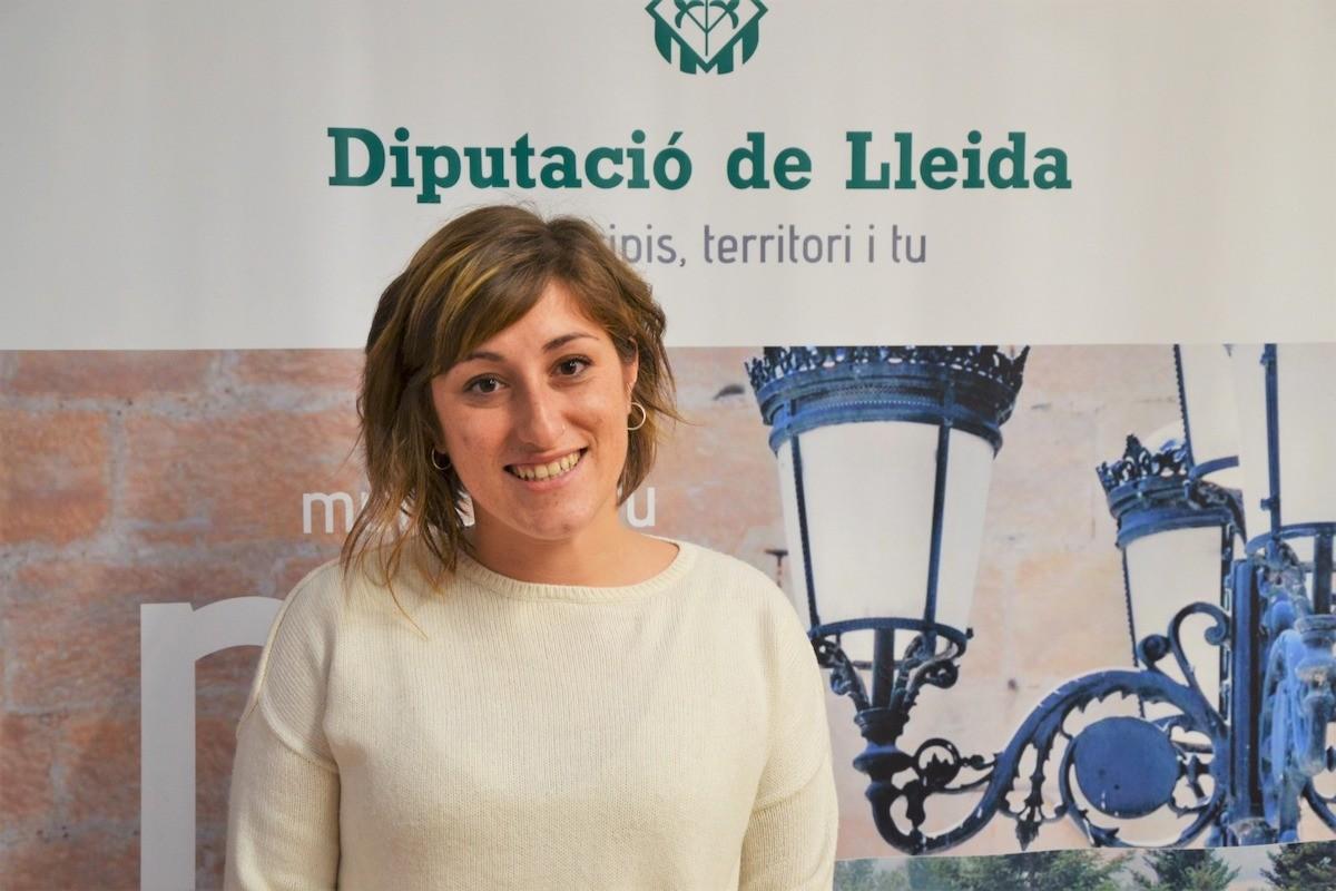 La diputada d'igualtat i Cooperació Internacional, Helena Martínez Siurana