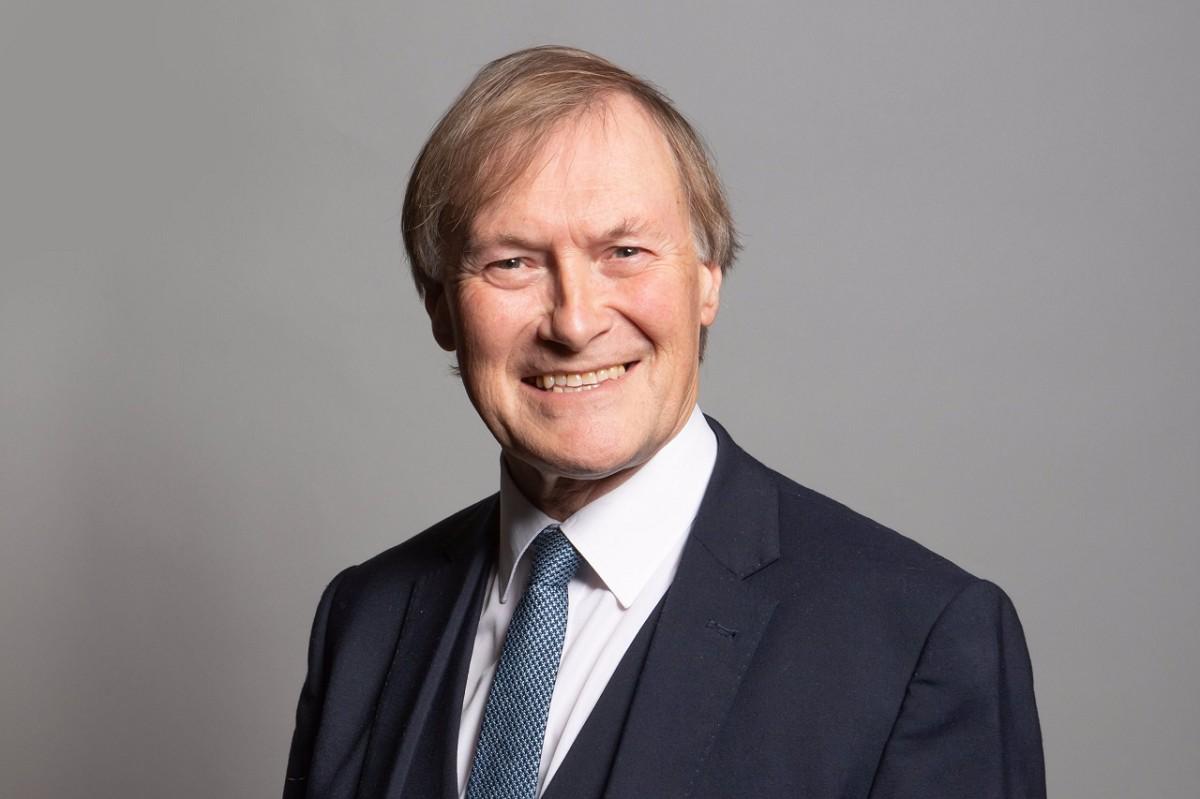 El diputat britànic David Amess | Parlament britànic