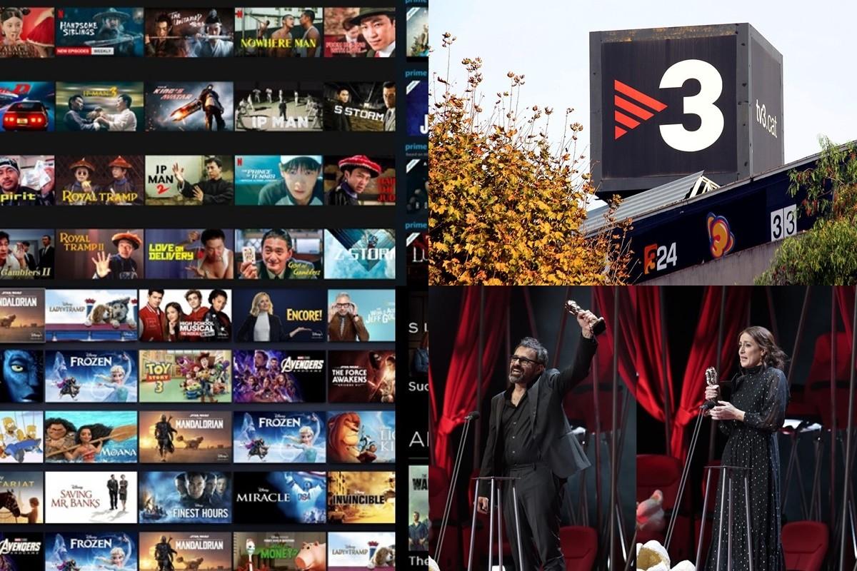 El sector audiovisual viu un moment transcendental