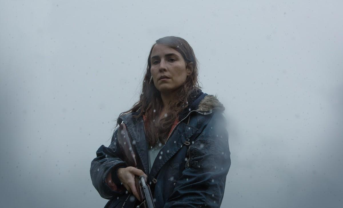 L'actriu Noomi Rapace a \'Lamb\'