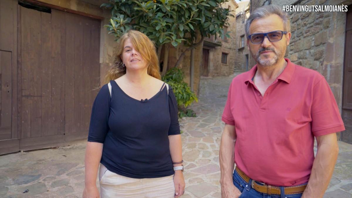 «Benvinguts al Moianès» arriba a l'Estany
