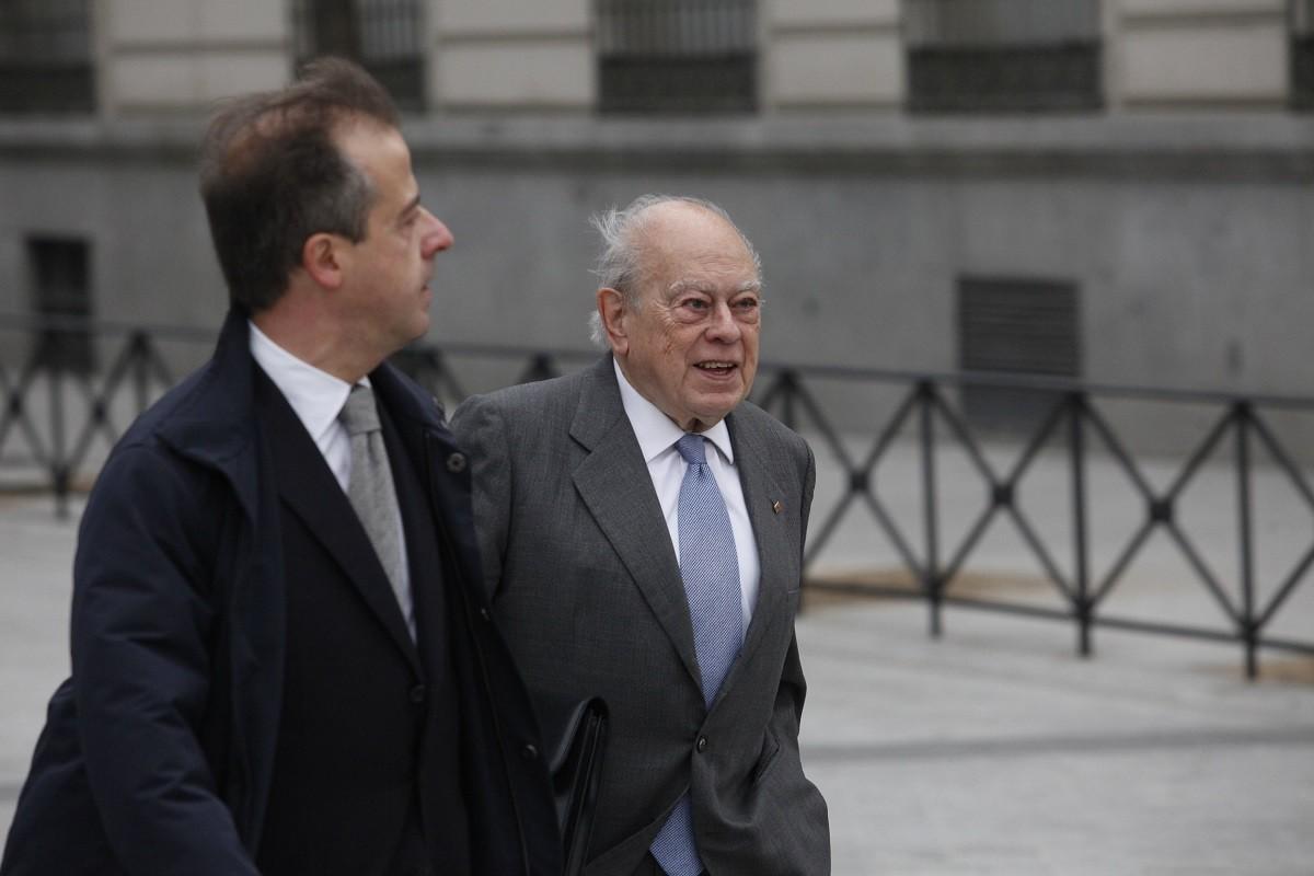 Jordi Pujol, en una imatge d'arxiu.