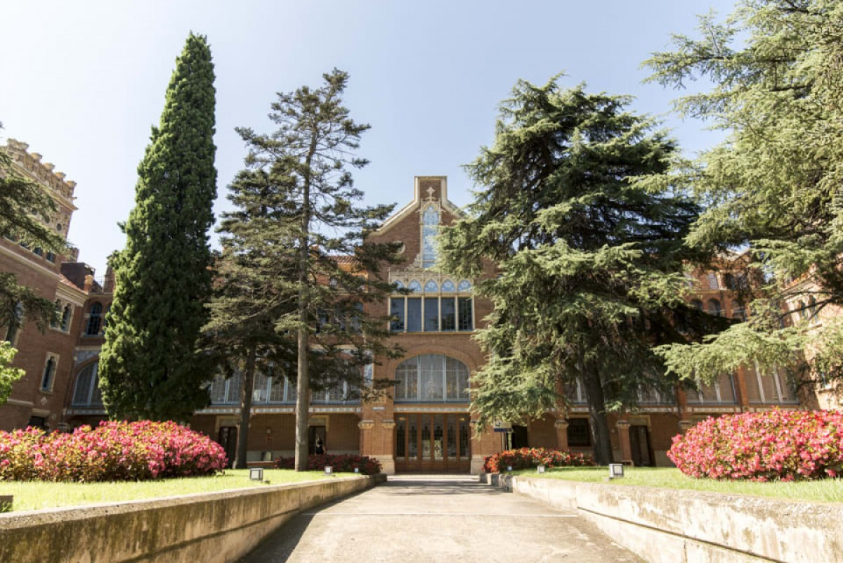 L'institut Pere Mata, una de les joies modernistes de Reus
