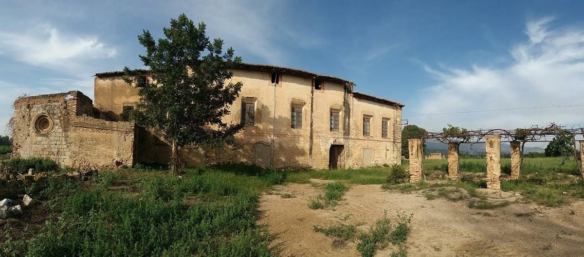 L'Ajuntament de Tortosa va comprar el Mas del Bisbe fa un any i mig al bisbat