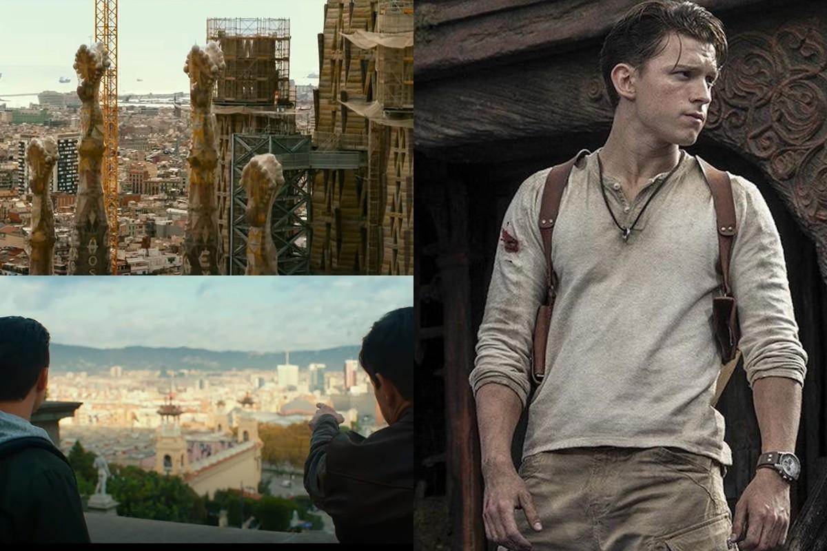 Barcelona apareix al nou film sobre Nathan Drake