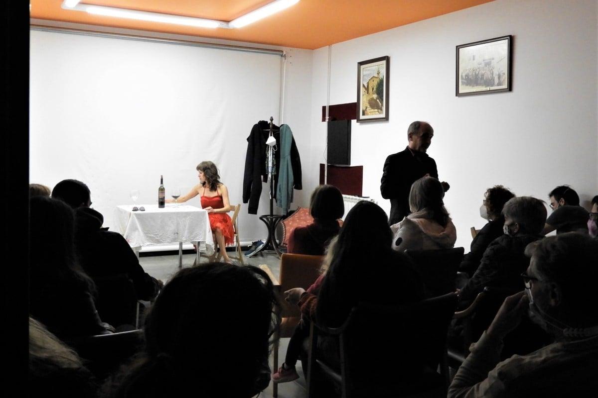 El públic ha seguit àmpliament el Test a Santa Maria d'Oló