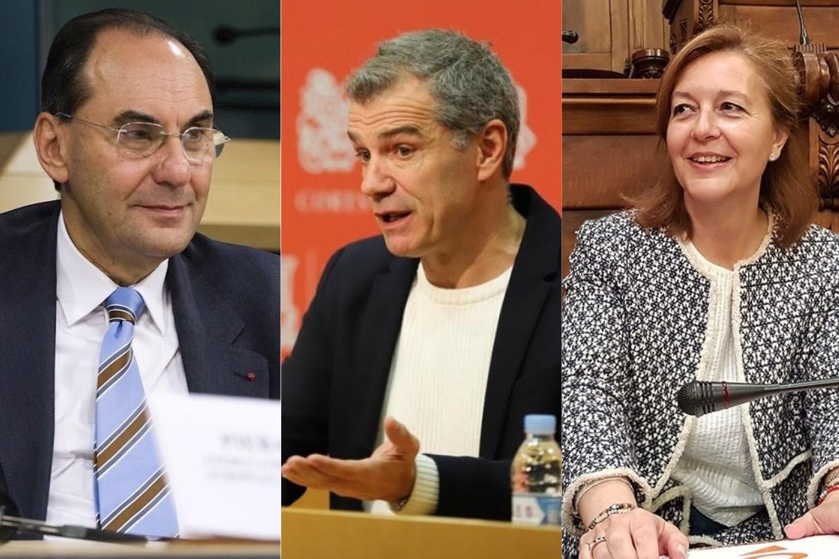 Vidal-Quadras, Cantó i Mejías