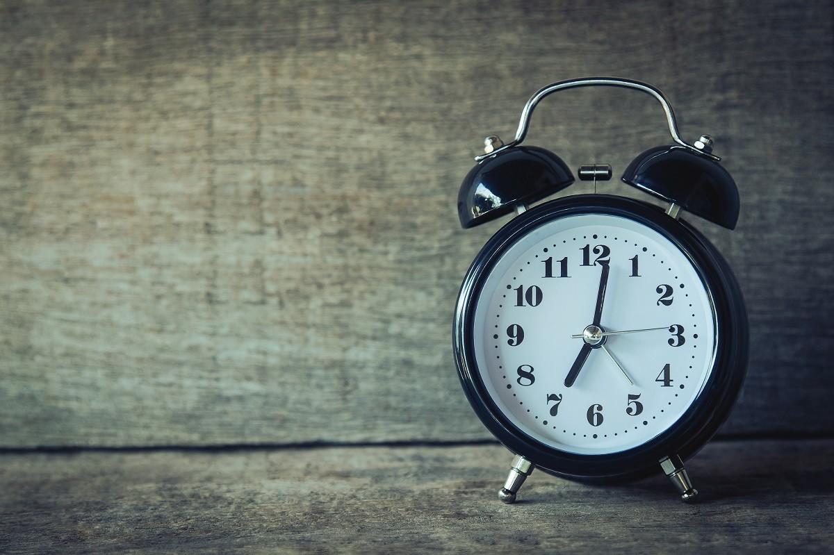 La matinada de dissabte a diumenge canvia l'hora.