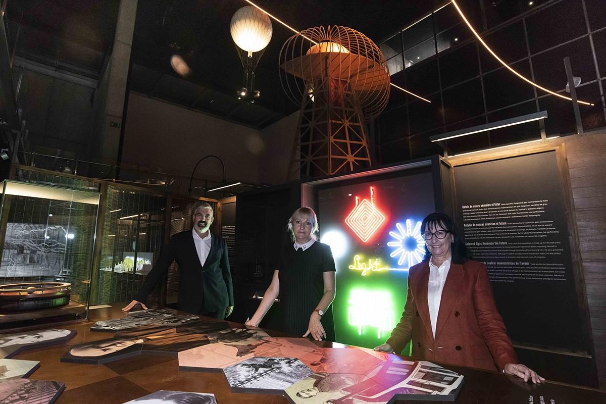 Presentació de l'exposició sobre Nikola Tesla al Cosmocaixa
