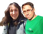 Jordi Arrufat i Cinta Farnós