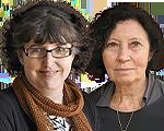 Mireia Plana i Maria Rosa Mateu