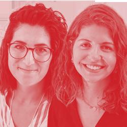 Esther Sánchez i Anna Estapé