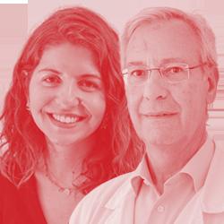 Anna Estapé i Carlos Rodrigo