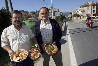 El Ripollès es planteja regular la caça de bolets de cara a la temporada vinent