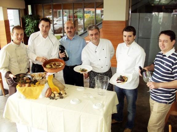 «Menjar i beure a Manresa» comença amb la cuina del bolet