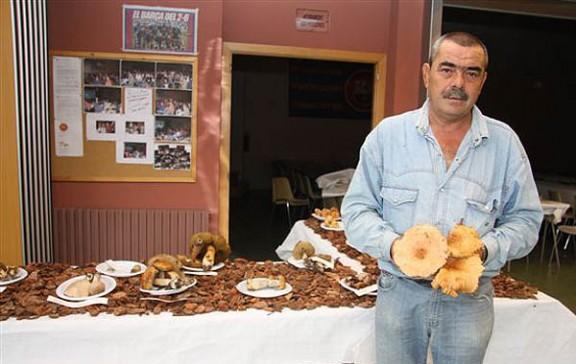 Sant Boi rep la temporada de bolets a bombo i plateret