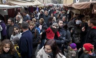 L'Ajuntament xifra en 300.000 el nombre de visitants del Mercat Medieval