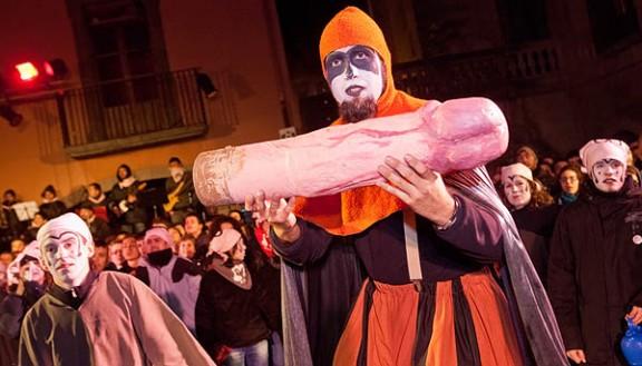 El Pullassu arrenca del Carnaval de Terra Endins