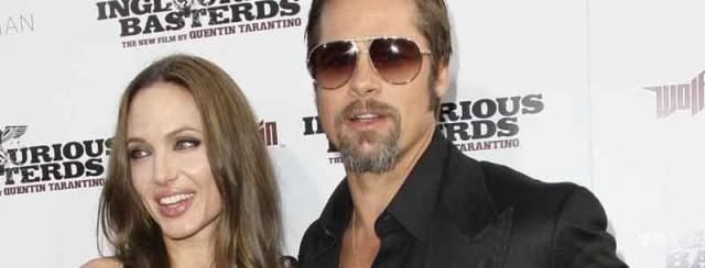 Angelina Jolie i Brad Pitt, en una imatge d'arxiu