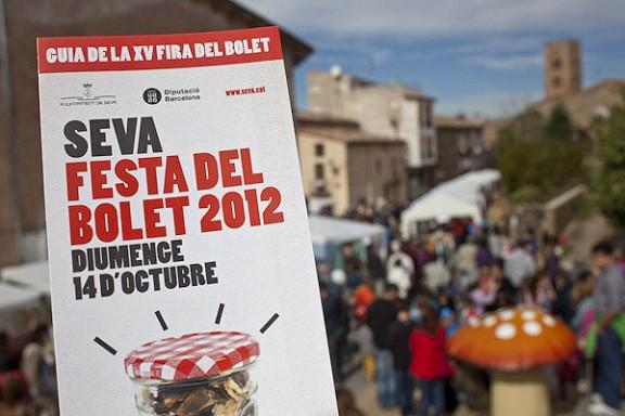La Festa del Bolet de Seva torna a reunir unes 20.000 persones