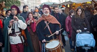 El Mercat Medieval es consolida com la fira més multitudinària de Vic