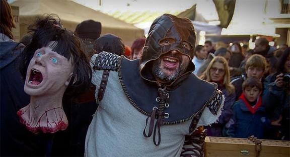 Vic es converteix en un gran Mercat Medieval durant quatre dies