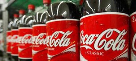 Ampolles de Coca-Cola, en una imatge d'arxiu