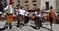 Vés a: Súria s'aboca al carrer per celebrar Diumenge de Pasqua amb les Caramelles
